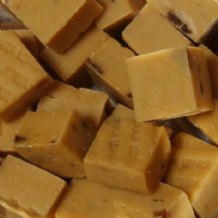 Rum 'n' Raisin Fudge 100g